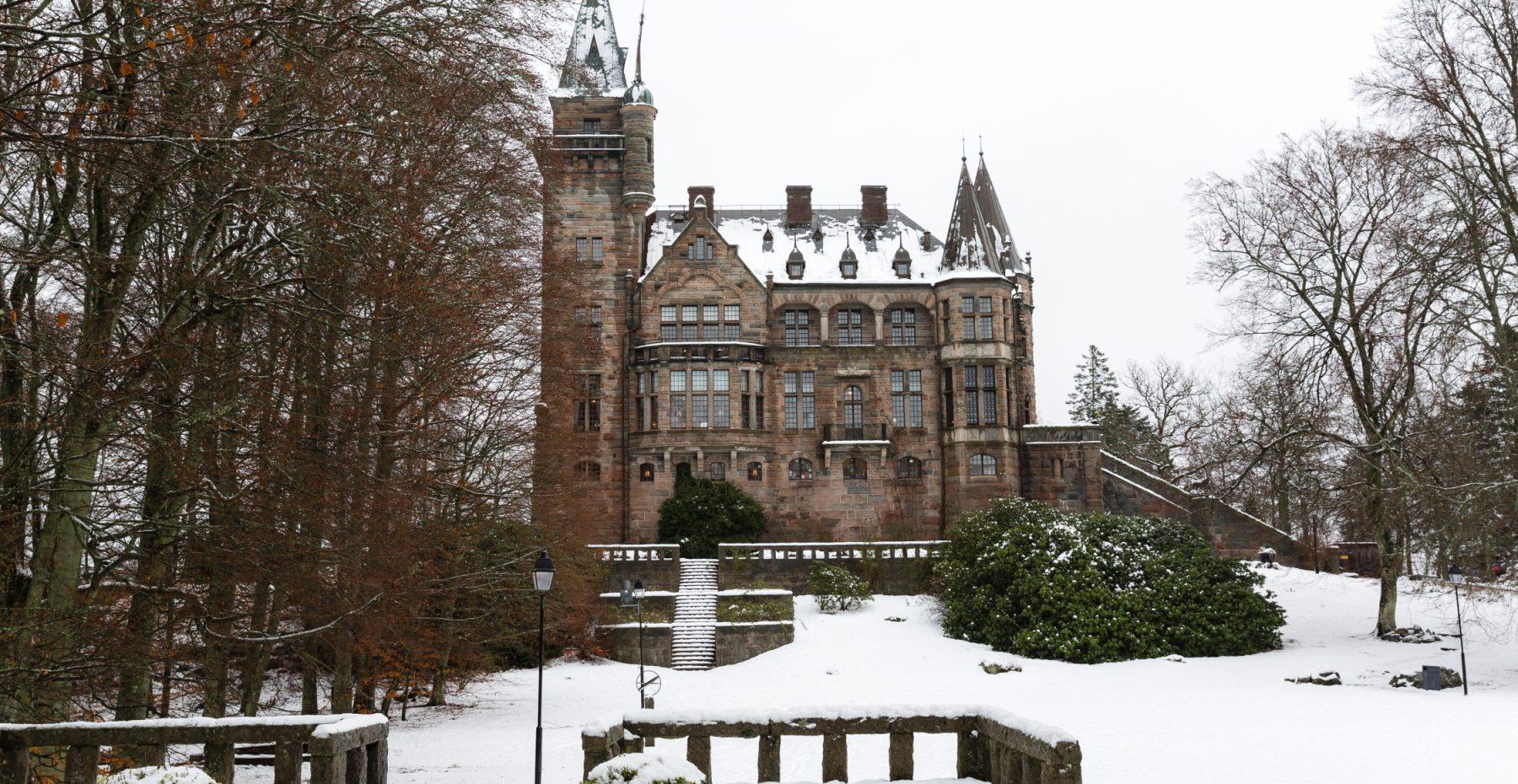 A designer hotel or a castle?